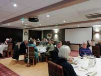 BDS Dorset and S. Wilts Christmas dinner 2019